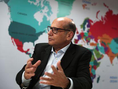 O médico Dimas Covas, em julho de 2020.