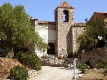 O povoado de Esblada, em Tarragona, ao sul de Barcelona.