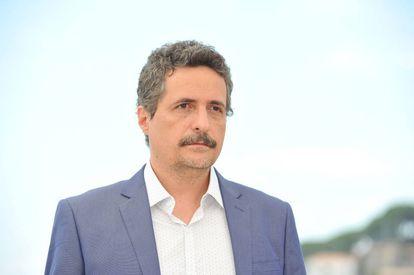 Kleber Mendonça Filho, director de 'Bacurau', no Festival de Cannes.