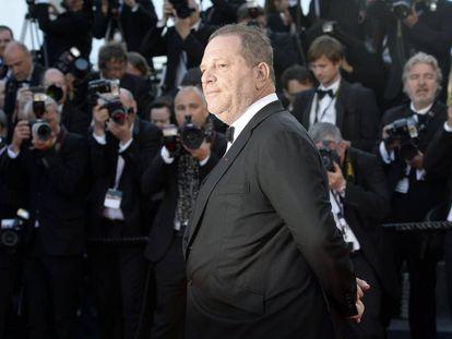 Harvey Weinstein, em uma estreia em 2013.