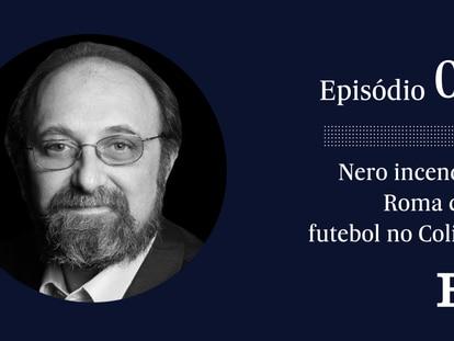 Clique acima para ouvir o oitavo episódio de 'Diário do Front'.