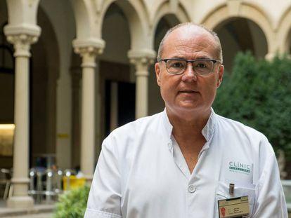 Antoni Trilla, especialista em epidemiologia, fala sobre o coronavírus.