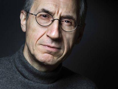 O redator-chefe do 'Charlie Hebdo', Gerard Biard, em novembro.