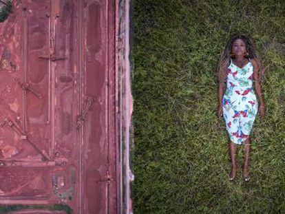 A ativista brasileira é responsável por uma associação de seis comunidades de afrodescendentes que enfrenta a destruição da floresta amazônica brasileira
