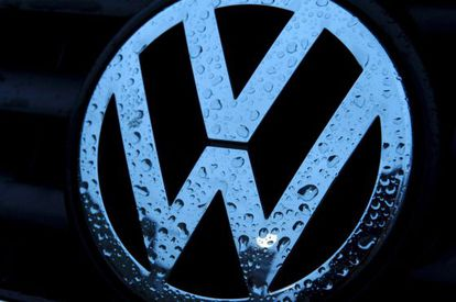 Símbolo de Volkswagen.