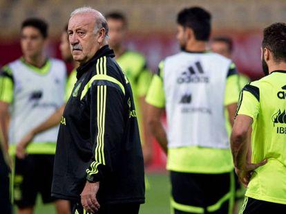 Convocação da Espanha para a Eurocopa inclui Saúl e Lucas Vázquez