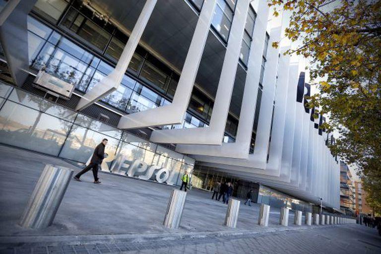 Sede da Repsol em Madri.