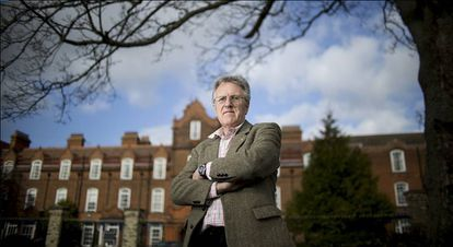 Neil Mercer, diretor do centro de Oratória de Cambridge.