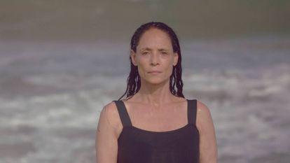 Sônia Braga em 'Aquarius'.