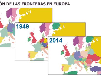 1914-2014, a Europa vulcânica