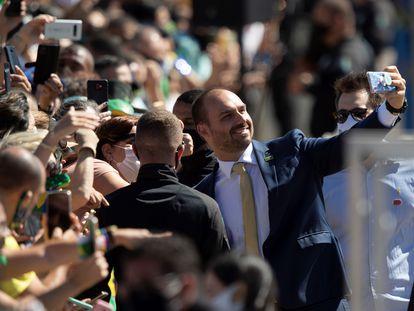 Na briga entre Eduardo Bolsonaro e a China, Planalto deveria temer destino da Austrália