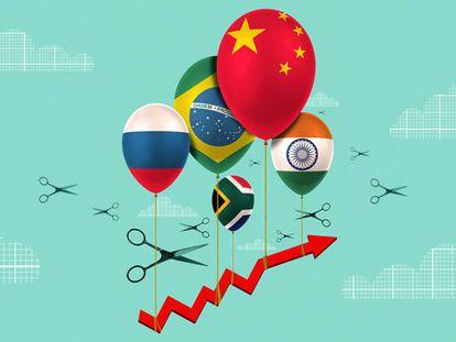 Países emergentes ascendem de novo