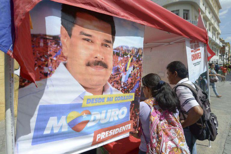 Início da campanha na Venezuela