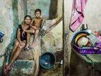25 de setembro de 2020. Uma família de recicladores de Fortaleza teme voltar ao mapa da fome diante das a mudanças no auxílio emergencial. Nas fotos, Maria Marlúcia de Souza, de 37 anos.