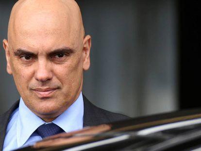 O ministro do STF Alexandre de Moraes, em julho de 2019.