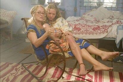 A artista considera seu trabalho junto à Meryl Streep em 'Mamma Mia' como o ponto alto de sua carreira.