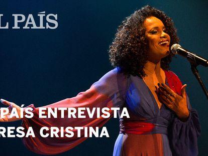 Acompanhe ao vivo a entrevista com a cantora e compositora Teresa Cristina.