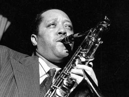 Lester Young, criador do jazz 'cool' e tranquilo.