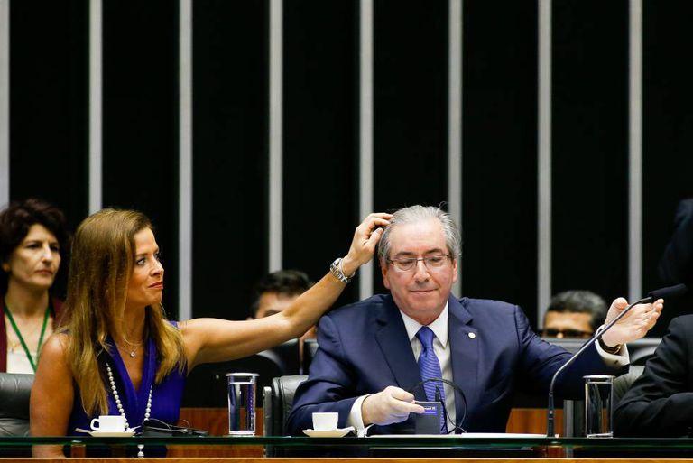 Claudia Cruz e Cunha, em novembro do ano passado.