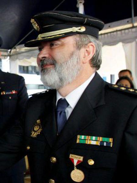 Jesús Figón, em uma foto de 2004.