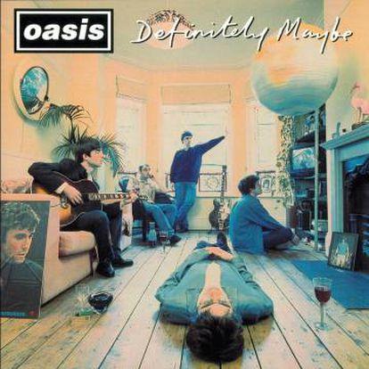 A portada é tão clássica como a música que contém o disco. A fotografia foi tomada por Michael Spencer Jones em casa do guitarrista do grupo Paul 'Bonehead' Arthurs. A cada detalhe da imagem tem sua história.