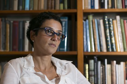 A economista e professora Mônica de Bolle, em 2012.
