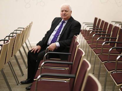 John Lyons, fundador da Aliança Internacional de Proteção da Cibersegurança.