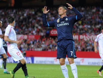 Treinamento do Real Madrid.