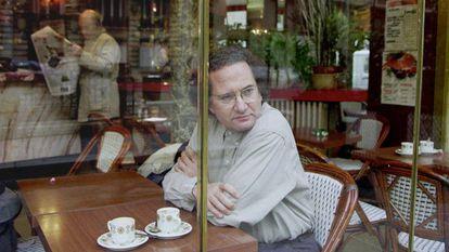 Ricardo Piglia em 2000, em entrevista ao EL PAÍS