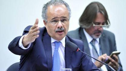 O relator da reforma política, Vicente Cândido (PT-SP)