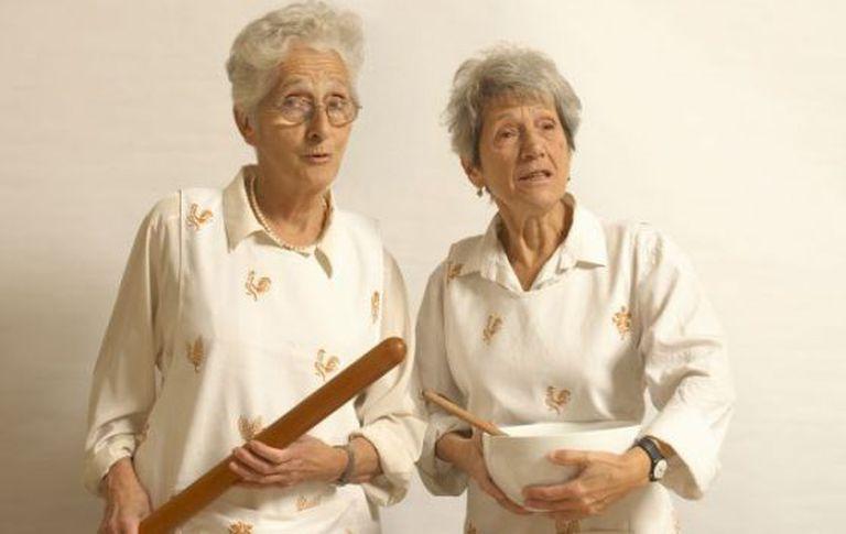 Margherita e Valeria Simili.