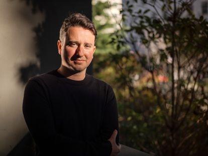 Gabriel Zucman, fotografado na Universidade da Califórnia, em Berkeley, em 5 de fevereiro.