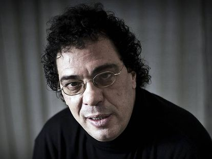 Walter Casagrande, ex-jogador e comentarista da Globo.