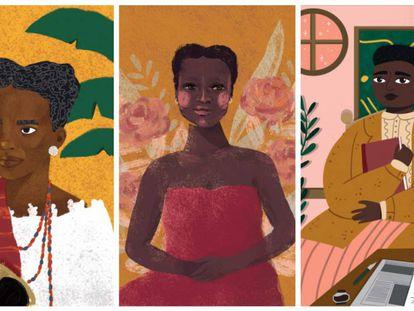 Mulheres negras que marcaram a história do Brasil, em 10 ilustrações