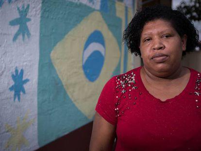 Luciléia Moraes Leite, eleitora indecisa que mora em Jardim Ângela (São Paulo).