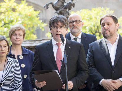 Catalunha anuncia para 1º de outubro referendo sobre sua independência da Espanha