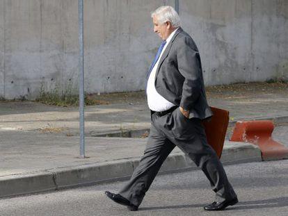O ex-diretor geral da Caixa Penedès, Ricard Pagès.