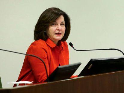 A procuradora-geral da República, Raquel Dodge.