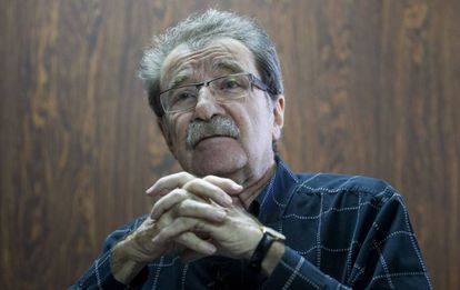 Teodoro Petkoff em uma imagem de maio de 2015.