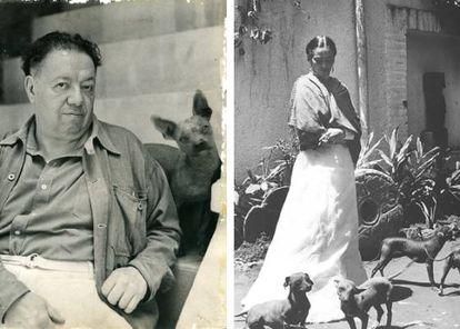 Diego Rivera e Frida Kahlo foram dois grandes defensores da raça mexicana.