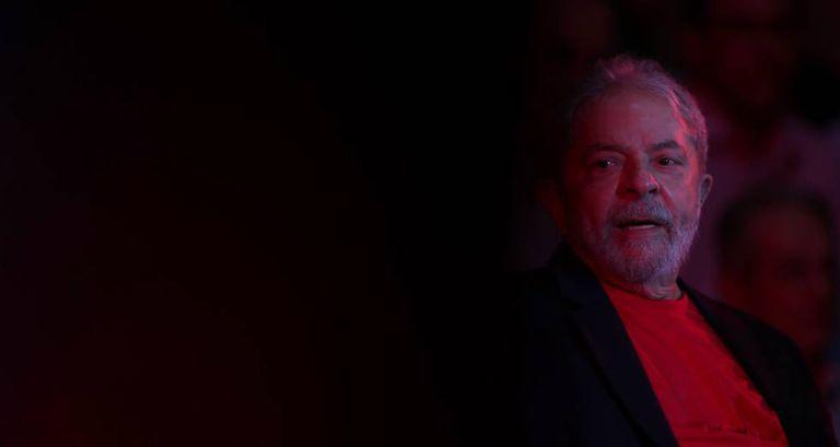 O ex-presidente Lula, condenado pelo TRF-4 em segunda instância.