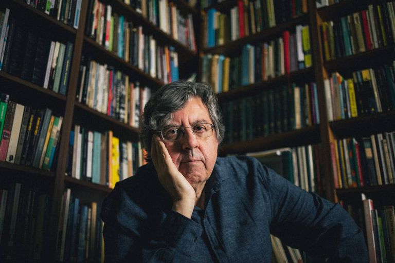 Ricardo Musse, em seu escritório em São Paulo.