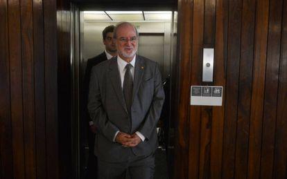 O ex-governador de MG Eduardo Azeredo.