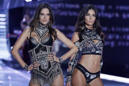 Alessandra Ambrosio e Lily Aldridge