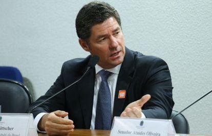 O presidente da MMC - Mitsubishi, Robert Rittscher.
