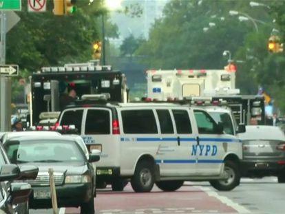 Polícia detém suspeito de espalhar bombas em Nova York e arredores