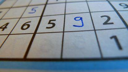 A forma como o rapaz encarava o sudoku desencadeava as convulsões.