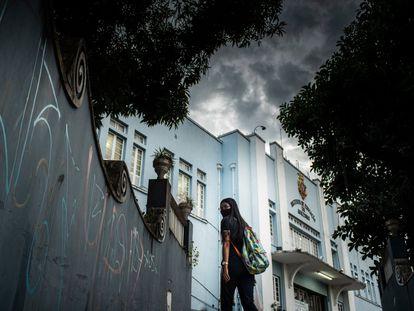 Alunos de uma escola pública brasileira.