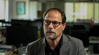 O diretor do EL PAÍS América, Jan Martínez Ahrens