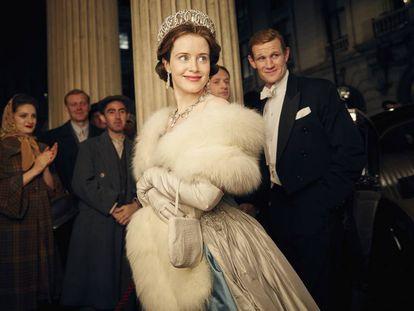 'The Crown', o luxo e a história